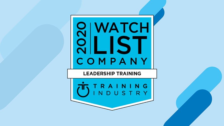 Blue Ocean Brain Selected for Training Industry 2020 Online Learning Library Watch List