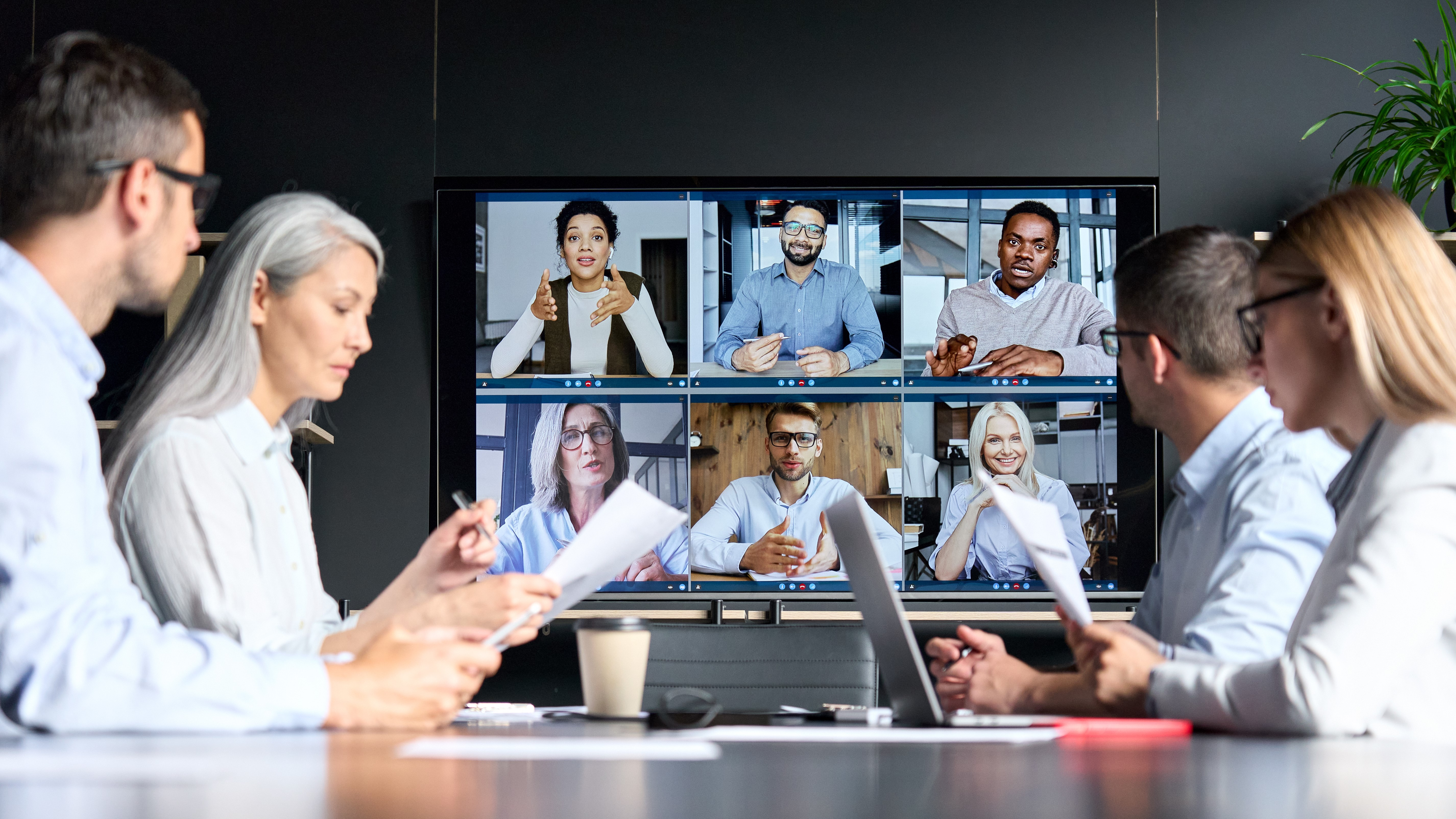On-Demand Webcast: Strengthening Inclusion and Productivity in the World of Hybrid Work