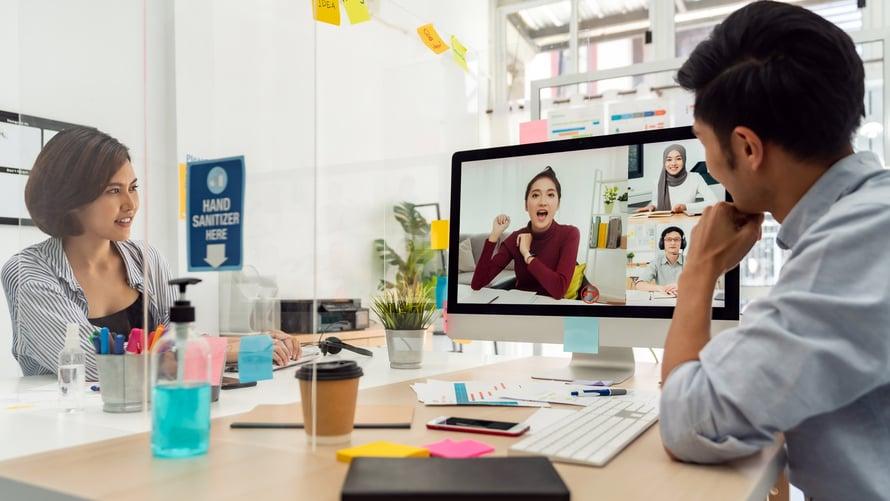 Building a Hybrid Workplace Culture